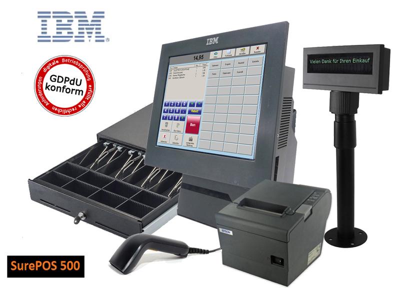 Ibm Einzelhandel Touchscreen Kasse Software Bondrucker Pos